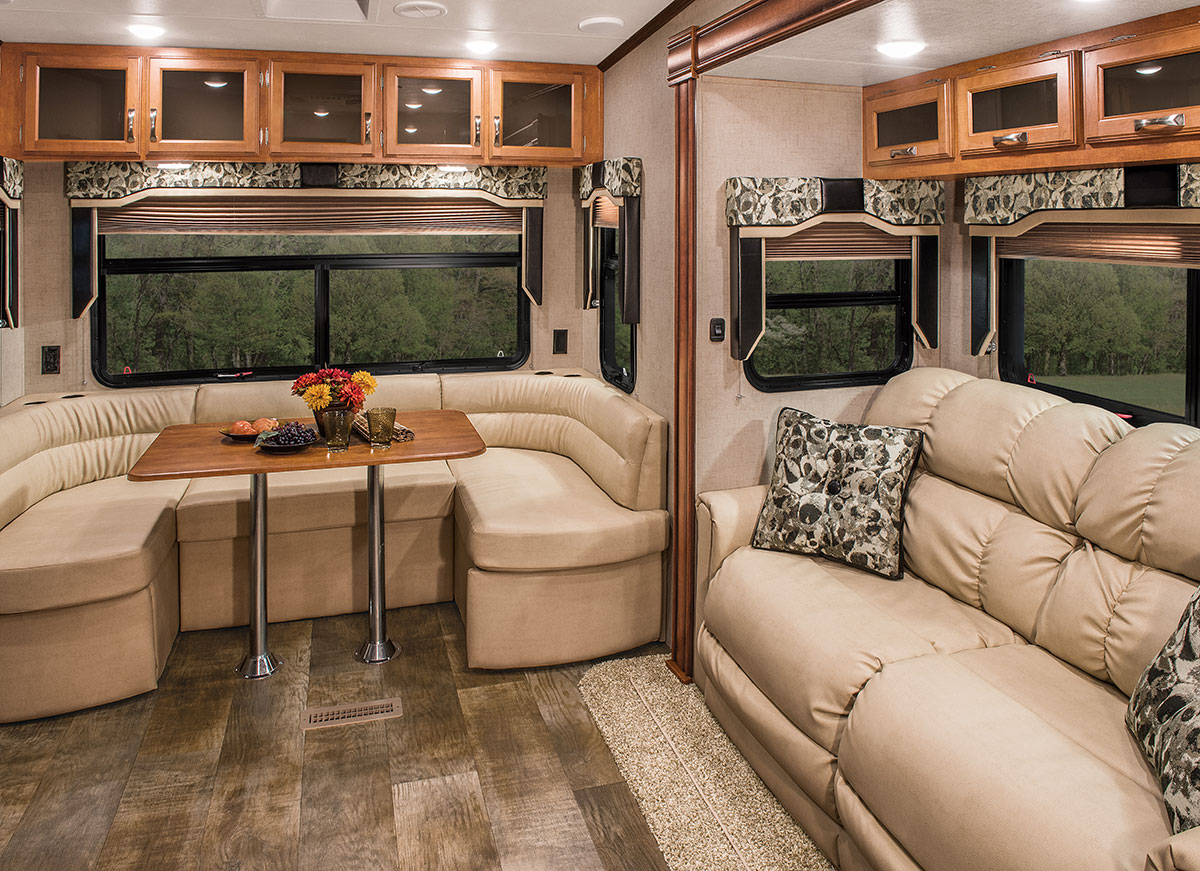2016 Durango 1500 D259rdd Lightweight Luxury Fifth Wheel