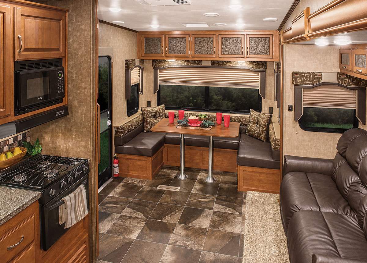 2016 Durango 1500 D259rdd Lightweight Luxury Fifth Wheel