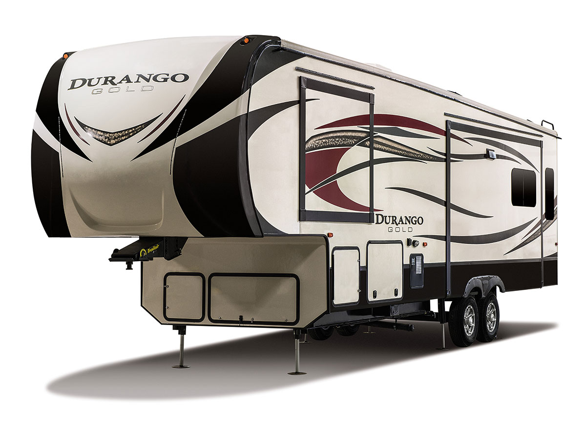 Luxury Fifth Wheel >> 2016 Durango Gold G359RET Fulltime Luxury Fifth Wheel | KZ RV
