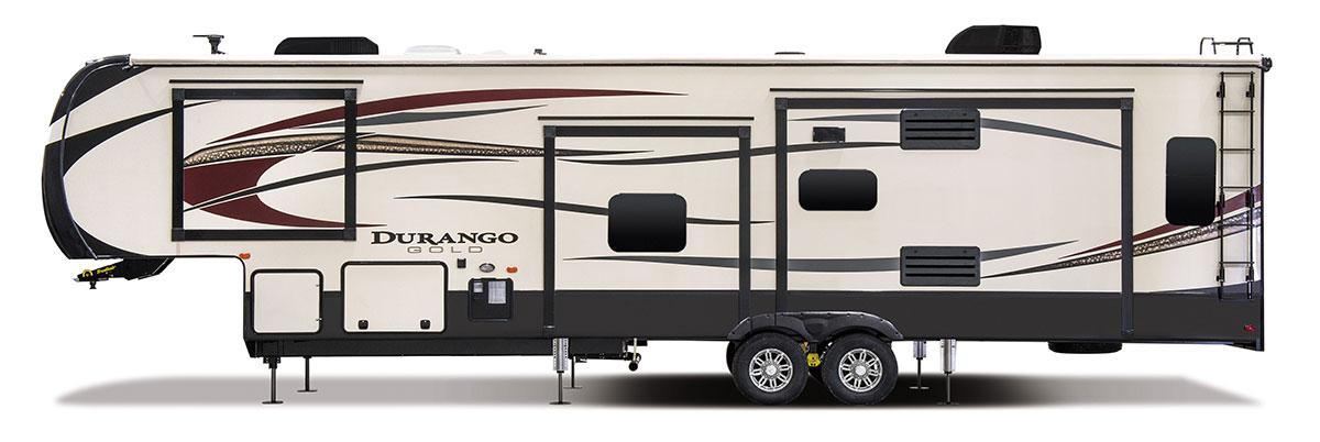 2016 Durango Gold G382mbq Fulltime Luxury Fifth Wheel Kz Rv