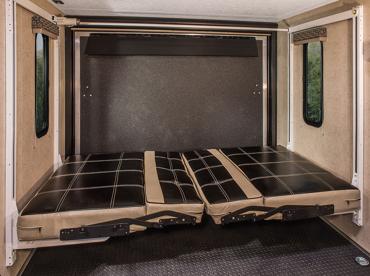 2016 mxt mxt3030 lightweight travel trailer toy hauler | k-z rv