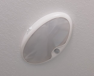 Connect LED Motion Sensor Light