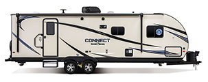 2018 KZ RV Connect C261RB Travel Trailer Exterior