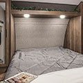 2018 KZ RV Connect C261RB Travel Trailer Bedrooom