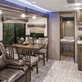 2018 KZ RV Connect C261RB Travel Trailer Dinette
