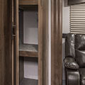 2018 KZ RV Connect C261RB Travel Trailer Pantry