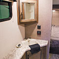 2018 KZ RV Connect C261RL Travel Trailer Sink in Seal Decor