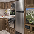 2018 KZ RV Connect C271BHK Travel Trailer Kitchen Cabinets