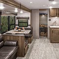 2018 KZ RV Connect C271BHK Travel Trailer Kitchen