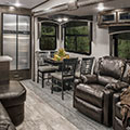 2018 KZ RV Durango D315RKD Fifth Wheel Dinette