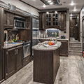 2018 KZ RV Durango D325RLT Fifth Wheel Kitchen