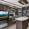 2018 KZ RV Durango D343MBQ Fifth Wheel Kitchen