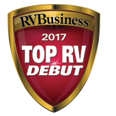 RV Business 2017 Top RV Debut Award