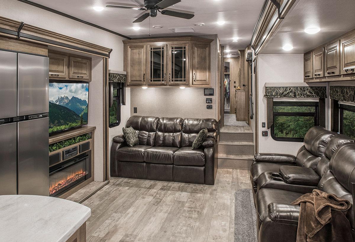 Durango Gold G353rkt Full Time Luxury Fifth Wheel Kz Rv