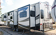 2018 KZ RV Durango Gold G381REF Fifth Wheel Exterior