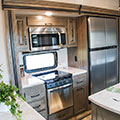2018 KZ RV Durango Gold G381REF Fifth Wheel Kitchen