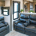2018 KZ RV Durango Gold G381REF Fifth Wheel Theater Seating