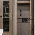 2018 KZ RV Durango Gold G384RLT Fifth Wheel Closet