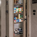 2018 KZ RV Durango Gold G384RLT Fifth Wheel Kitchen Pantry
