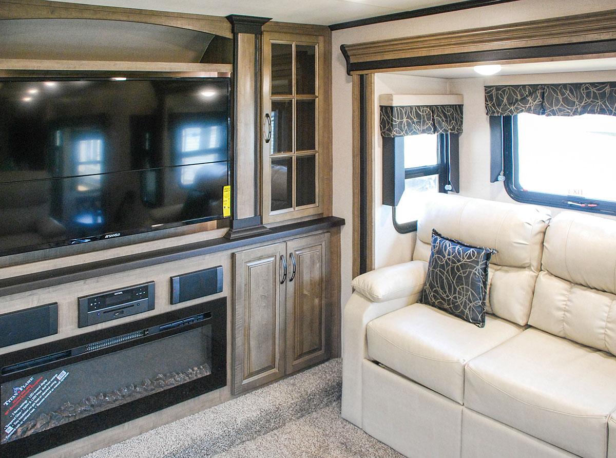 Durango Gold G385flf Full Time Luxury Fifth Wheel Kz Rv