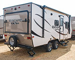 2018 KZ RV Escape E180RBT Travel Trailer Exterior