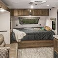 2018 KZ RV Escape E191SS Travel Trailer Bed