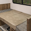 2018 KZ RV Escape E191SS Travel Trailer Dinette Down