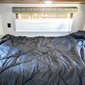 2018 KZ RV Escape Mini M181RK Travel Trailer Bed
