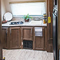 2018 KZ RV Escape Mini M181RK Travel Trailer Kitchen