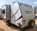 2018 KZ RV Escape Mini M181SS Travel Trailer Exterior