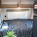 2018 KZ RV Escape Mini M181SS Travel Trailer Bed