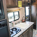 2018 KZ RV Escape Mini M181UD Travel Trailer Kitchen