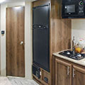 2018 KZ RV Sportsmen Classic 160QB Travel Trailer Kitchen