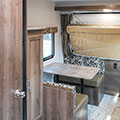 2018 KZ RV Sportsmen Classic 160RBT Travel Trailer Dinette