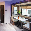 2018 KZ RV Sportsmen 281BHK Fifth Wheel Dinette