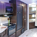 2018 KZ RV Sportsmen 281BHK Fifth Wheel Kitchen