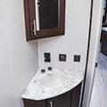 2018 KZ RV Sportsmen 281BHK Fifth Wheel Sink