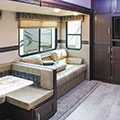 2018 KZ RV Sportsmen 281BHK Fifth Wheel Sofa