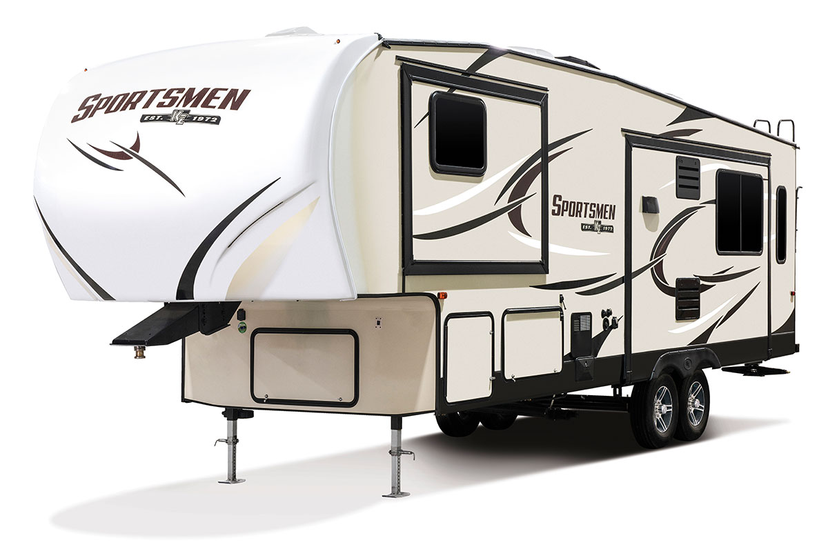 2018 Sportsmen 293rl Fifth Wheel Kz Rv