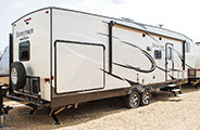 2018 KZ RV Sportsmen 302BHK Fifth Wheel Exterior