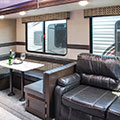 2018 KZ RV Sportsmen 302BHK Fifth Wheel Dinette