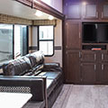 2018 KZ RV Sportsmen 302BHK Fifth Wheel Entertainment Center