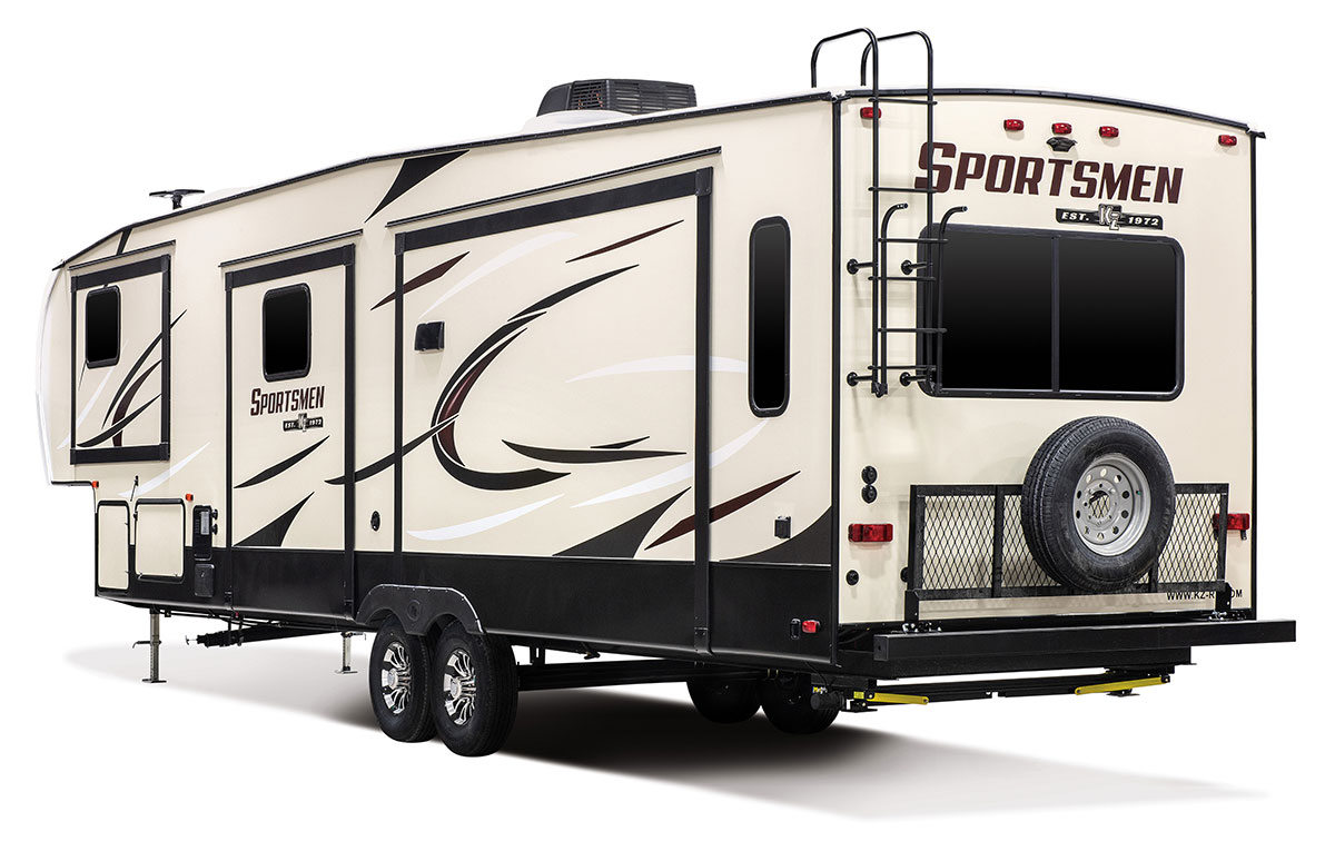 Sportsmen 344bh Fifth Wheel Kz Rv