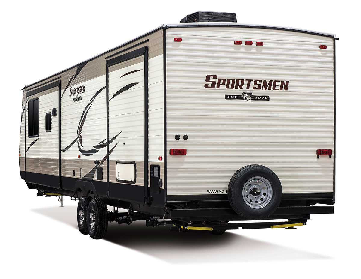 Sportsmen Destination 363fl Travel Trailer Kz Rv