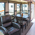 2018 KZ RV Sportsmen 364BH Destination Travel Trailer Dinette