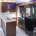 2018 KZ RV Sportsmen 364BH Destination Travel Trailer Kitchen