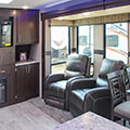 2018 KZ RV Sportsmen 364BH Destination Travel Trailer Recliners