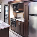 2018 KZ RV Sportster 363TH12 Fifth Wheel Toy Hauler Kitchen