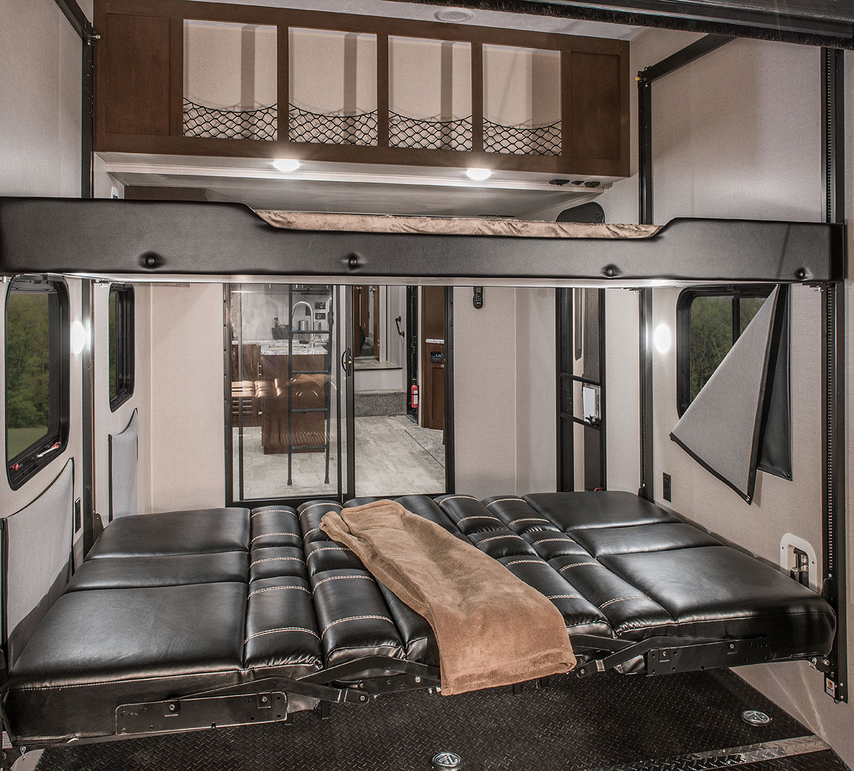 Used 5th Wheel Campers With Bunk Beds For Sale