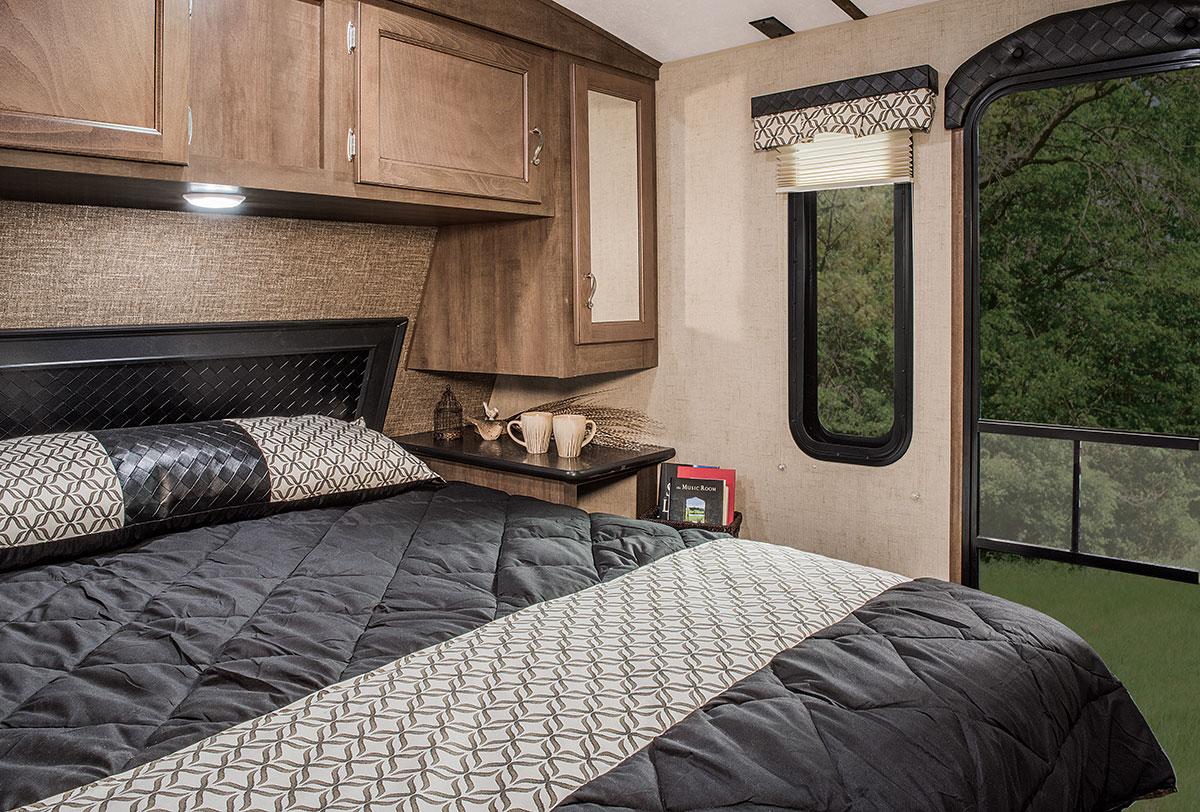 Spree S333bhk Luxury Lightweight Travel Trailer K Z Rv